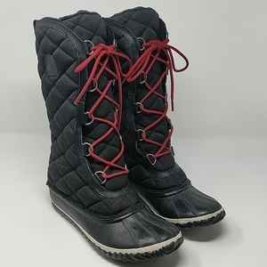 Sorel Out N About  Boots NL 2412-010 Women's 10